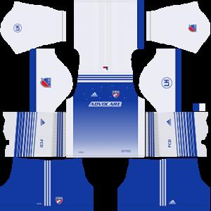 FC Dallas DLS 2017-2018 Away Kit