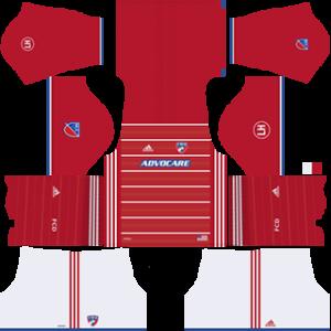 FC Dallas Kits 2017-2018 Dream League Soccer