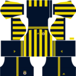 Fenerbahce S.K. Kits 2017/2018 Dream League Soccer