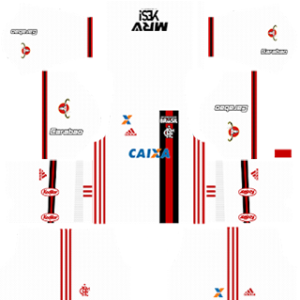 kit flamengo dream league soccer 2019