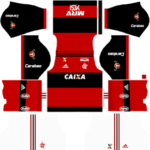 Flamengo Kits 2017/2018 Dream League Soccer – 512×512 Flamengo FC Kits DLS 2018