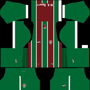 Fluminense FC Kits 2017-2018 Dream League Soccer