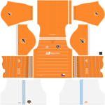 Houston Dynamo Kits 2017/2018 Dream League Soccer