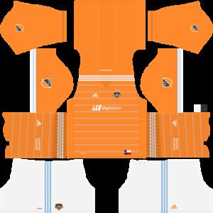 Houston Dynamo Kits 2017-2018 Dream League Soccer