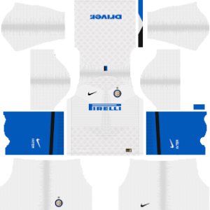 inter milan away kit 2018-2019 dream league soccer