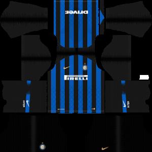 Inter Milan Kits 2018/2019 Dream League Soccer
