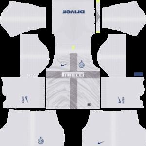 inter milan third kit 2018-2019 dream league soccer