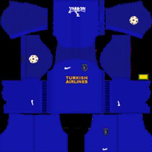 Istanbul Basaksehir F.K. DLS 2017-2018 Away Kit