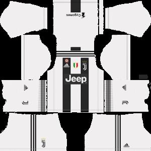 Juventus Kits 2018/2019 Dream League Soccer