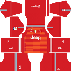 juventus goalkeeper away kit 2018-2019 dream league soccer