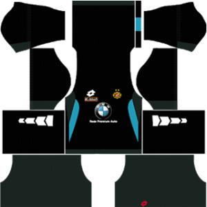 Kelantan 2014-2015 Goalkeeper Home Kit