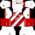 Kuala Lumpur FA Kits 2017/2018 Dream League Soccer