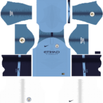 Manchester City Kits 2018/2019 Dream League Soccer