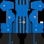 Montreal Impact Kits 2017-2018 Dream League Soccer