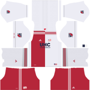 New England Revolution DLS 2017-2018 Away Kit