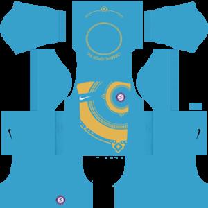Osmanlispor DLS 2017-2018 Away Kit