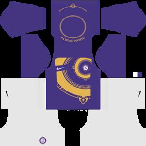 Osmanlispor Kits 2017-2018 Dream League Soccer