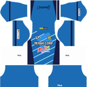 PKNP FC DLS 2017-2018 Away Kit