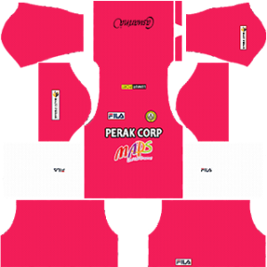 PKNP FC DLS 2017-2018 Goalkeeper Home Kit