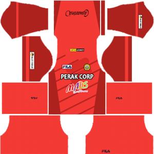 PKNP FC DLS 2017-2018 Third Kit