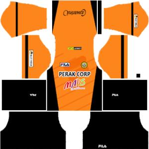 PKNP FC Kits 2017-2018 Dream League Soccer