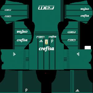 Palmeiras Kits 2017-2018 Dream League Soccer