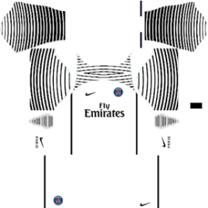Paris Saint-Germain (PSG) 2016-2017 DLS Goalkeeper Away Kit