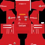 Persija Jakarta Kits 2018/2019 Dream League Soccer
