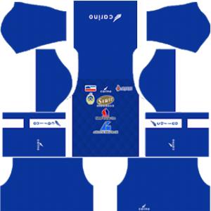 Sabah FA DLS 2017-2018 Away Kit
