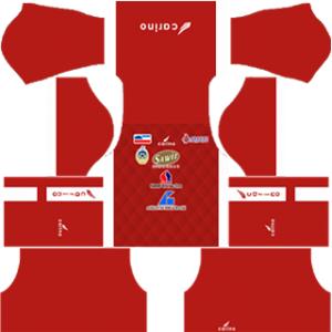 Sabah FA Kits 2017-2018 Dream League Soccer
