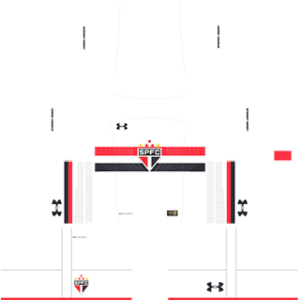 Sao Paulo FC Kits 2017-2018 Dream League Soccer
