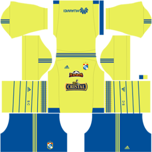 Sporting Cristal DLS 2017-2018 Away Kit