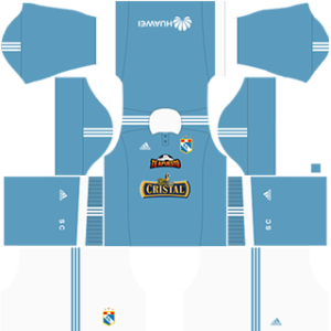 Sporting Cristal Kits 2017-2018 Dream League Soccer
