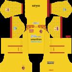 Sriwijaya FC Kits 2017/2018 Dream League Soccer