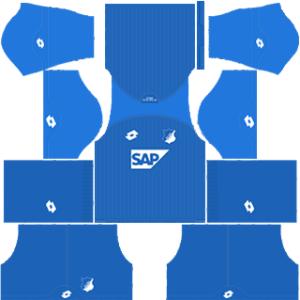 TSG Hoffenheim Dream League Soccer Kits 2017-2018