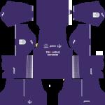 Toulouse FC Kits 2017-2018 Dream League Soccer