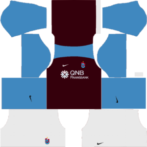 Trabzonspor DLS 2017-2018 Goalkeeper Kit