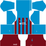 Trabzonspor Kits 2017-2018 Dream League Soccer