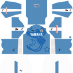 Jubilo Iwata Kits 2017/2018 Dream League Soccer