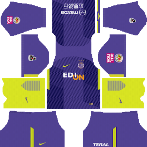Sanfrecce Hiroshima Kits 2017/2018 Dream League Soccer