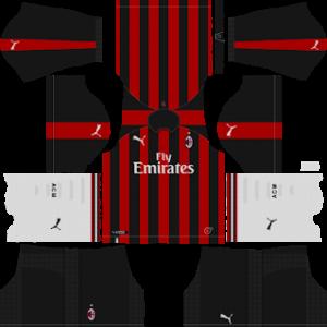 AC Milan 2019 kit