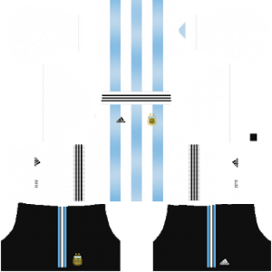 Argentina Kits 2018-2019 Dream League Soccer