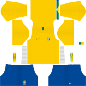 Brazil Kits 2018-2019 Dream League Soccer