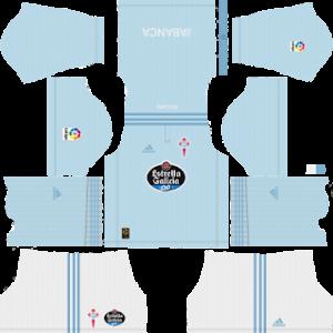 Celta Vigo Kits 2018/2019 Dream League Soccer
