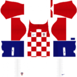 Croatia Kits 2018-2019 Dream League Soccer