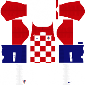 Croatia Kits 2018/2019 Dream League Soccer
