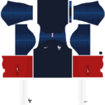 France Kits 2018/2019 Dream League Soccer