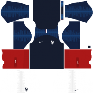 France Kits 2018-2019 Dream League Soccer