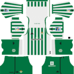 Real Betis Kits 2018/2019 Dream League Soccer