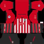 Southampton F.C Kits 2018/2019 Dream League Soccer